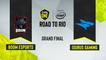 CSGO - BOOM Esports vs. Isurus Gaming [Nuke] Map 1 - ESL One Road to Rio - Grand Final - SA