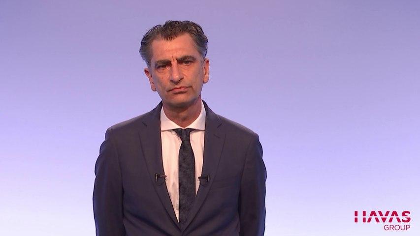 Monsieur François Laroze - Havas Group - Assemblée générale mixte de Vivendi 2020
