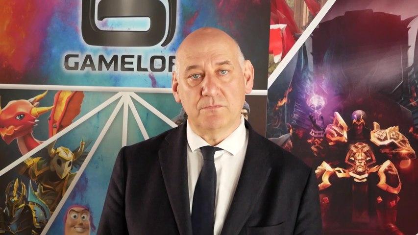 Monsieur Stéphane Roussel - Gameloft - Assemblée générale mixte de Vivendi 2020