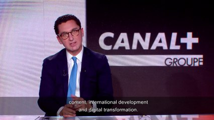 Mister Maxime Saada - Canal+ Group and Dailymotion - Vivendi's Shareholders' Meeting 2020