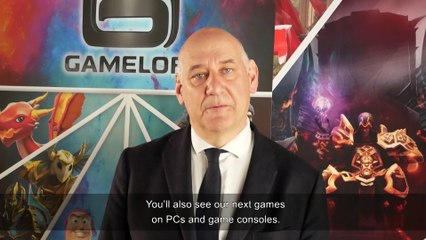 Mister Stéphane Roussel - Gameloft - Vivendi's Shareholders' Meeting 2020