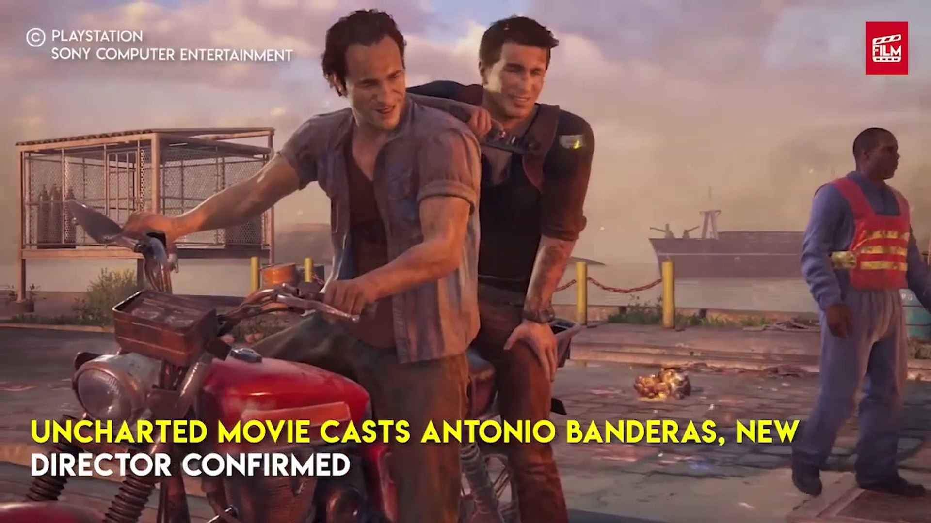 Uncharted Movie 2020 Uncharted Tom Holland Movie 2020