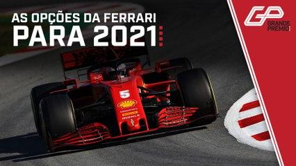 Qual o melhor piloto para a Ferrari caso Vettel não fique para 2021?   GP às 10