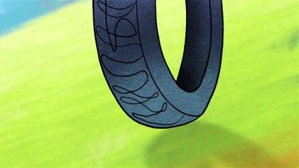 Akili Kids!TV Station ID: Kids playing tyre