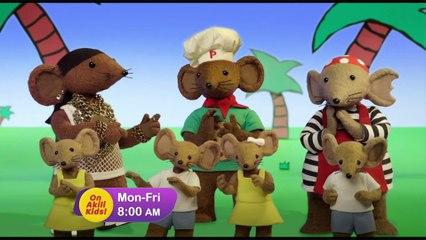Rastamouse on Akili Kids! TV
