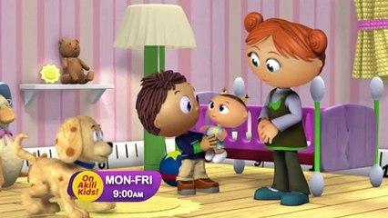 Super Why on Akili Kids! TV