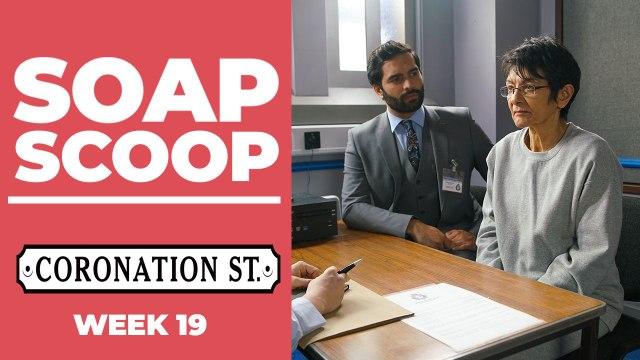 Coronation Street Soap Scoop! Yasmeen's police trouble