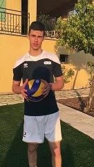 Pole France Volley - exercice Physique