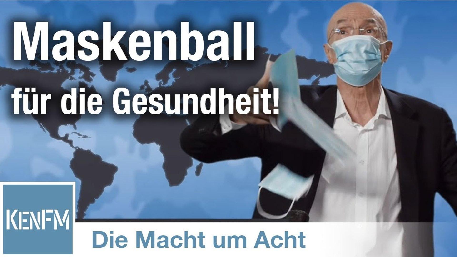 """Die Macht um Acht (51) """"Maskenball für die Gesundheit!"""""""