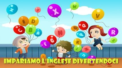 Giulia Parisi - Impariamo l'inglese divertendoci - L'alfabeto e altre canzoncine in inglese