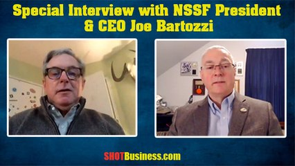 A Few Minutes with Joe Bartozzi, NSSF President and CEO