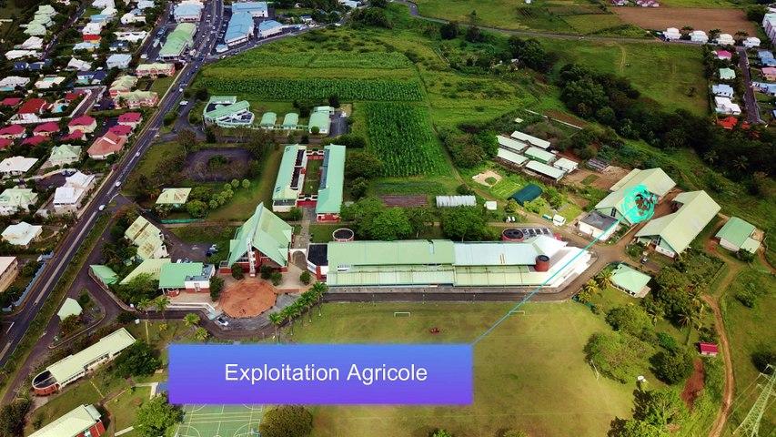 Journées portes ouvertes du lycée agricole de la Guadeloupe