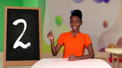 Boom na Wabi on Akili Kids! TV :Meet the Number Two