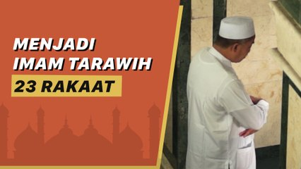 Bagaimana Menjadi Imam Tarawih 23 Rakaat?