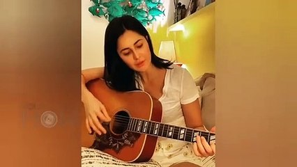 Katrina Kaif Cooks, Cleans Utensils At Home, Plays Guitar And Exercises During Lockdown