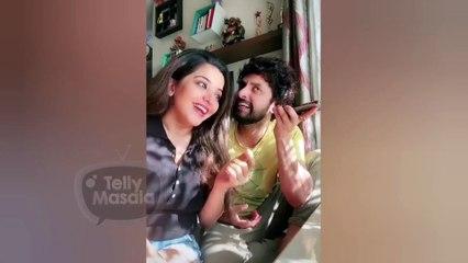TV Stars NON STOP Funny Videos Hina Khan, Monalisa, Anita, Bharti and More