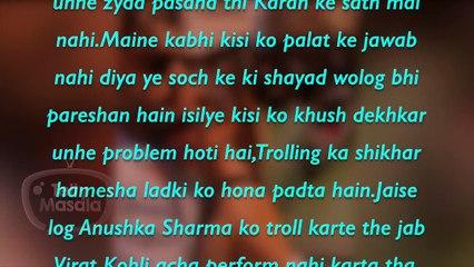 Anusha Dandekar ANGRY Reaction On Her BREAK UP With Karan Kundra and TROLLERS