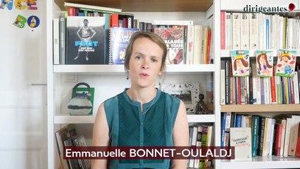 DIRIGEANTES - Interview confinée d'Emmanuelle Bonnet Oulaldj