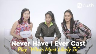 We Challenged Mindy Kaling's Never Have I Ever Cast to a Game of