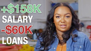 How a Chef Making $158K in Jersey City Spends Her Money