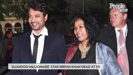 Bollywood Actor and Slumdog Millionaire Star Irrfan Khan Dead at 53