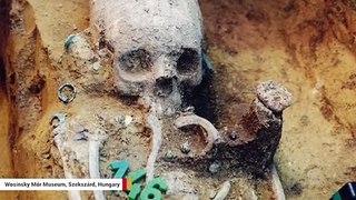 Deformed Ancient Skulls Reveal Secrets Of A Past Multicultural Community