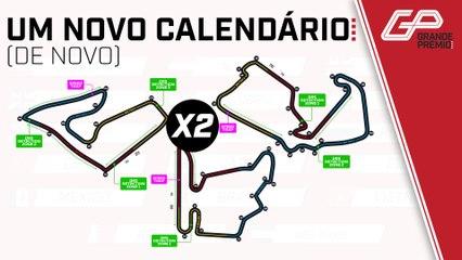 Como fica F1 2020 com 'dobradinhas' nas mesmas pistas   GP às 10