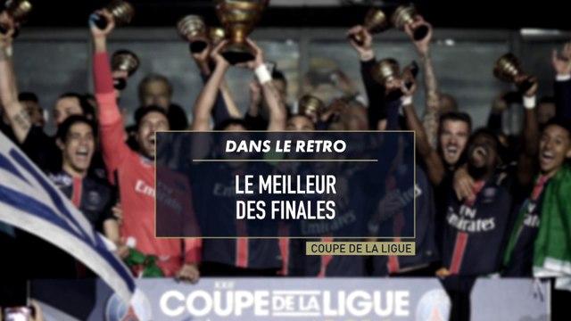 Le meilleur des finales de Coupe de la Ligue