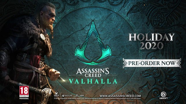 Trailer - Assassin's Creed : Valhalla