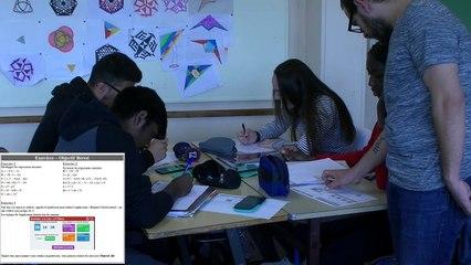 Enseigner par le numérique : accéder à des ressources différenciées grâce à une tablette