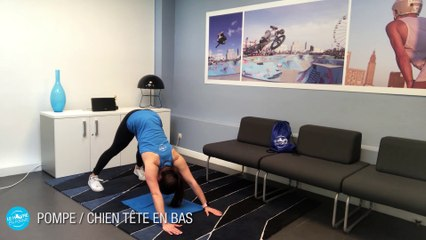 Séance 15 - Le Havre en Forme : RENFO YOGA
