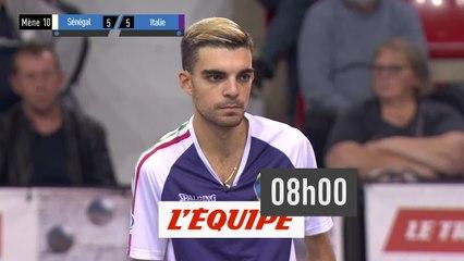 Trophée L'Equipe - Individuel Hommes - Poule B - Barrages - Pétanque - Replay