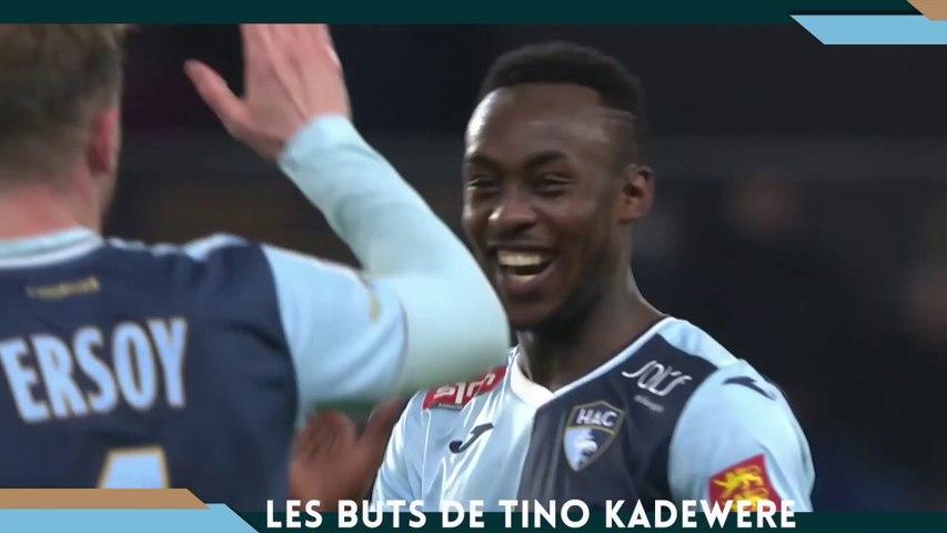 Les 20 buts de Tino Kadewere cette saison