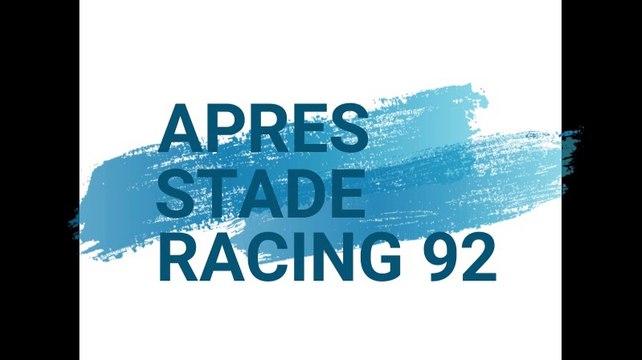 30 septembre 2018 -  stade vs racing
