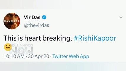 Akshay, Priyanka, Rajinikanth And Bollywood Celebs EMOTIONAL On Rishi Kapoor Passing Away At 67