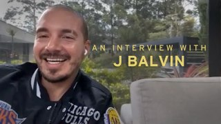 J Balvin's colorful takeover: The FADER Interview