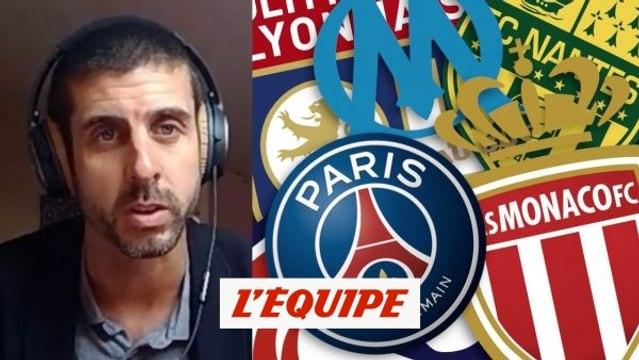 """Lepetit : """"Aucun club n'est très serein face à cette crise, y compris le PSG"""" - Foot - L1 - Eco"""