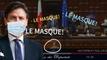 Giuseppe Conte hué au parlement italien pour avoir enlevé son masque