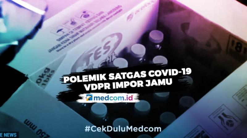 Polemik Satgas Covid-19 DPR Impor Jamu – Highlight Primetime News Metro TV