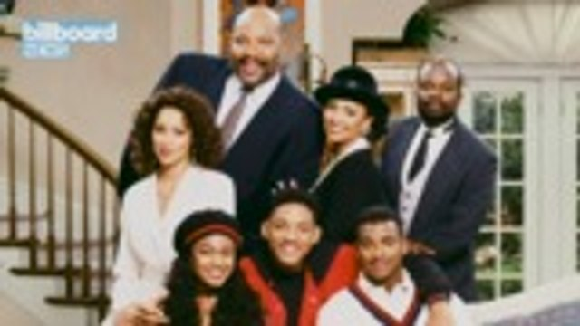 Will Smith Reunites the Cast of 'The Fresh Prince of Bel-Air' In Honor of 30th Anniversary | Billboard News