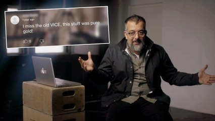 """VICE Co-Founder Addresses Comments About """"Old VICE"""""""