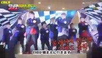 EXO_ランニングマン 171話 日本語字幕