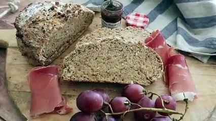 Recette pain maison express