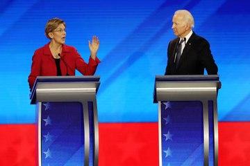 Dems Want Elizabeth Warren as VP, Poll Finds