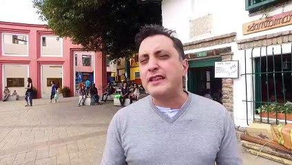 #RicoyCharladito Chorro De Quevedo Bogotá