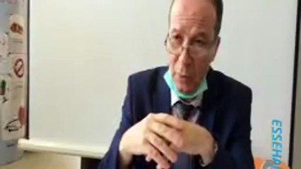 Dr Djamel Fourar s'exprime sur l'évolution de l'épidémie du Coronavirus