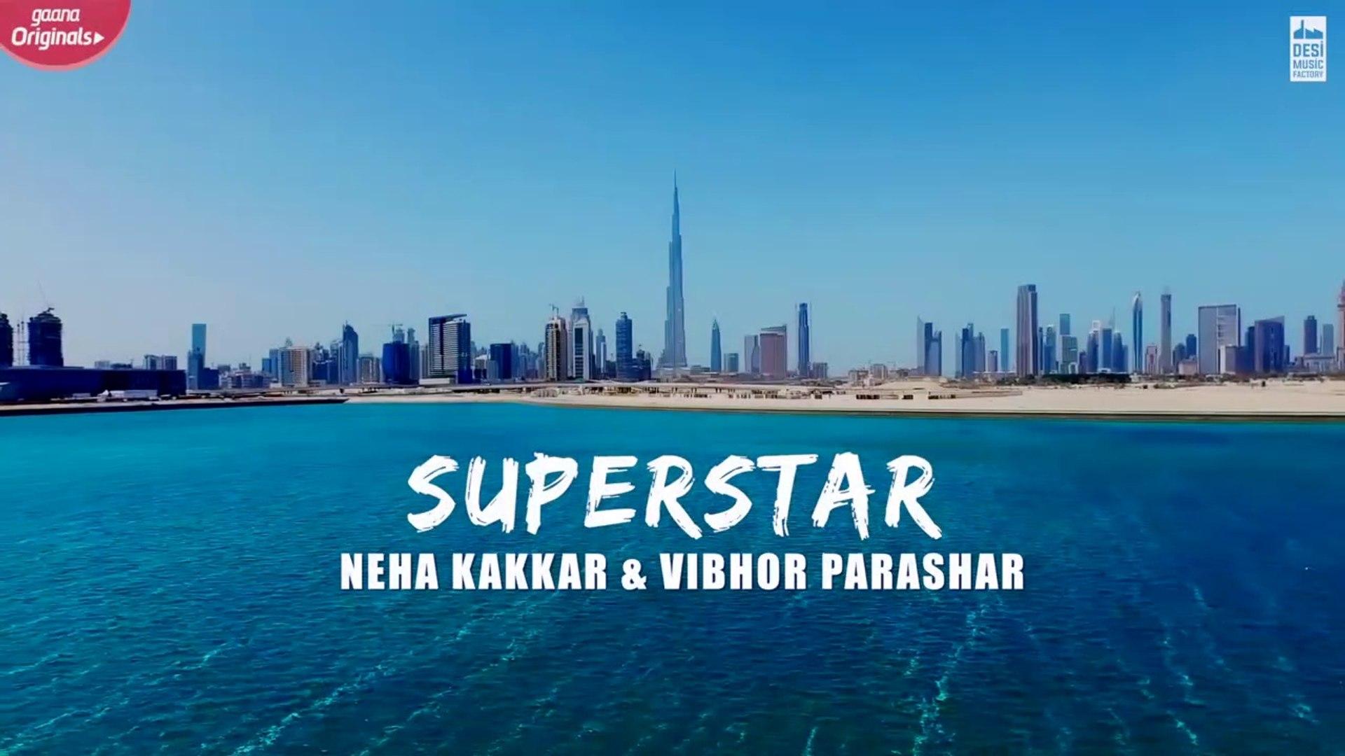 Superstar Riyaz Aly Anushka Sen Neha Kakkar Vibhor Parashar Sarmad Raghav Gaana Dasi Music Factory Video Dailymotion