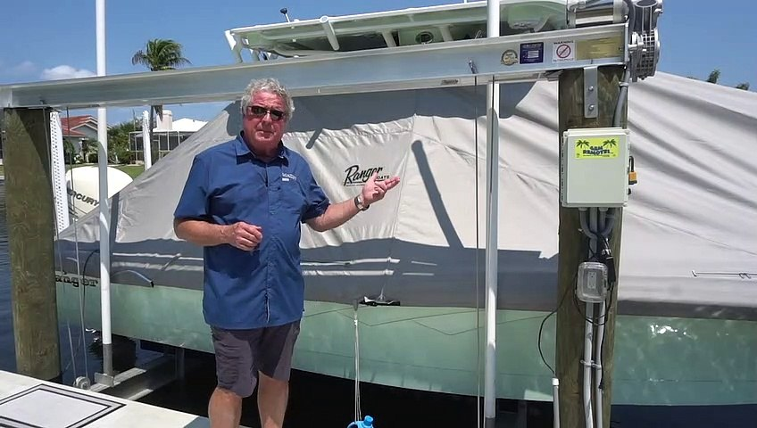 On My Dock: How To Buy The Best Mooring Cover for Your Boat