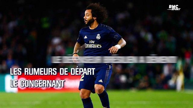 """Real Madrid : """"Les gens inventent beaucoup de choses"""", Marcelo nie un départ cet été"""