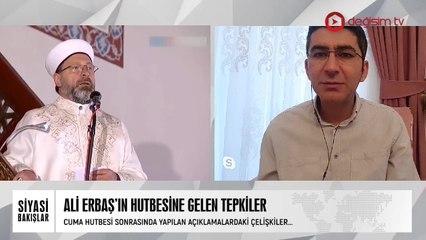Korona Tedbirlerini Hiçe Sayan Anıtkabir Töreni | Erdoğan'dan Trump'a Mektup | Ali Erbaş'ın Hutbesine Gelen Tepkiler | İdlib'de Yaşanan Son Gelişmeler